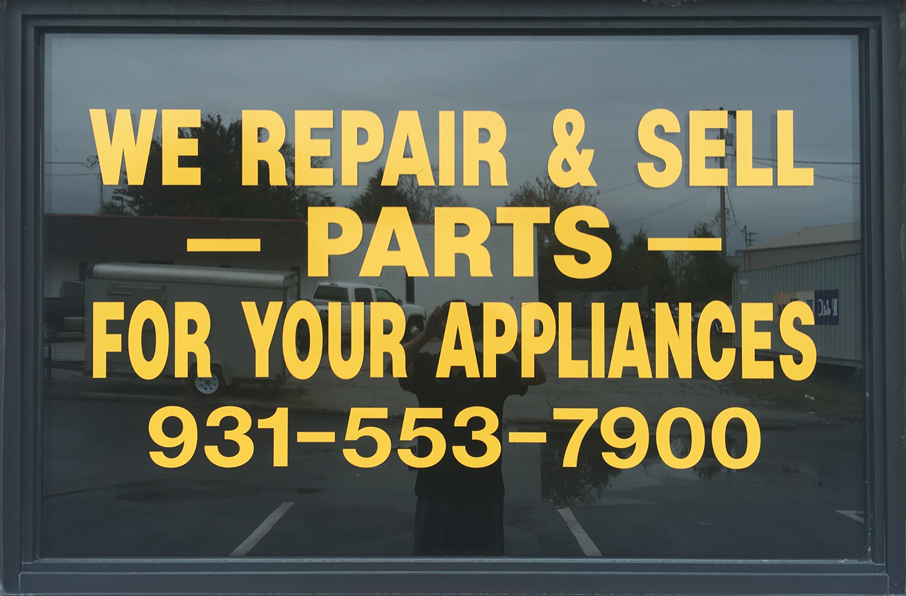 window parts repair